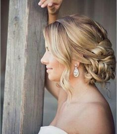 Romantic hairstyle