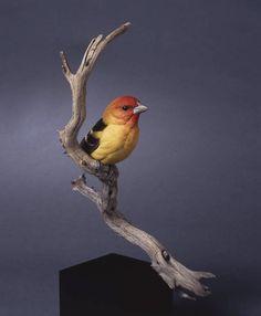 Bob Guge wood sculptor - love his stuff