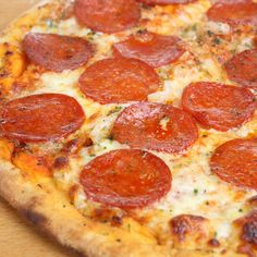 This recipe on how to make pepperoni pizza is so simple,  it may inspire you to make for dinner tonight!. How To Make Pepperoni Pizza Recipe from Grandmothers Kitchen.
