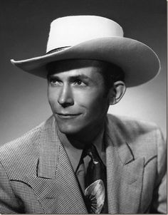 Hank Williams - b. 9.17.23 - d. 1.01.53