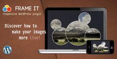 FrameIt - Responsive WordPress Plugin
