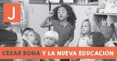 César Bona, un maestro para una Nueva Educación