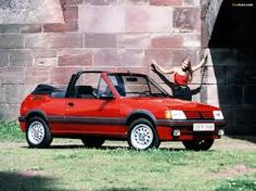 peugeot 205 gti cabriolet - Google Search
