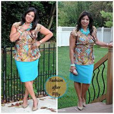 Fashion after Fifty #ootd #dressforless @jcpenney @marshalls #fashionafterfifty #DelawareBlogger @dedivahdeals