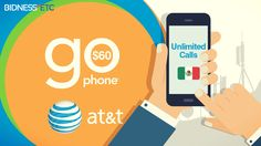 AT&T Inc. (NYSE:T) will now be offering unlimited calling to Mexico through its prepaid brand GoPhone. The offer will become available on February 20.
