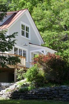 Vermont farmhouse - farmhouse - Exterior - Burlington - Joan Heaton Architects