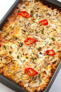 Mindennapi ételeink: Rakott-sült zöldséges-tofus tészta Tofu, Lasagna, Quiche, Keto, Breakfast, Ethnic Recipes, Morning Coffee, Quiches, Lasagne
