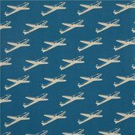 Plane Blue