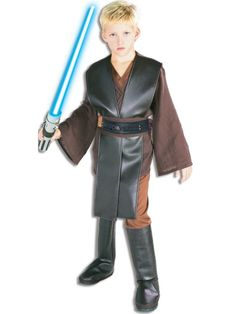 Deluxe Anakin Skywalker Child Costume | Wholesale Star Wars Costumes for Boys