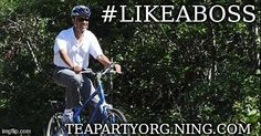 "Conservatives Hijack Obama ""Like A Boss"" Twitter Campaign - Tea Party Command Center"