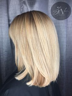 Blonde Bombshell @znevaehsalon #blonde #knoxvilletn #znevaehsalon
