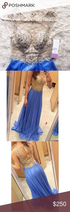 dress NWT brand is dave and johnny sherri for views. make me some offers Sherri Hill Dresses Prom