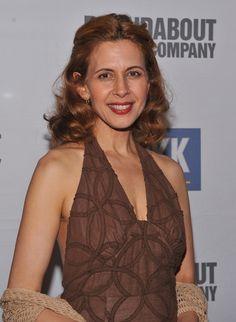 """Jessica Hecht Actress Jessica Hecht attends """"Harvey"""" Broadway Opening ... esposa de Carol"""