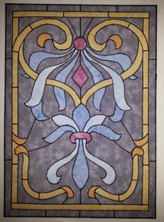 Art Nouveau by Marianne Bos | Art Quilts Around the World