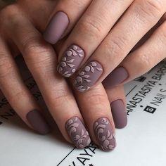 Beautiful nail art Pinterest: @framboesablog