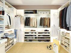 Begehbarer Kleiderschrank - Kleidung, Kleider + Mode - Luxus-Forum + Lifestyle-Community
