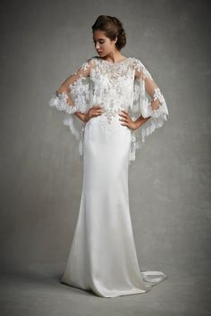 Wedding gown by Enzoani