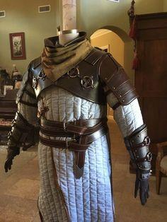Geralt of Rivia Superior Ursine Armor Theatrical Quality Costume Set – The Witcher Series