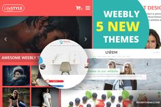Here are 5 new #weebly #themes you should really be using on your #website  http://www.roomythemes.com/5-new-weebly-themes-you-should-be-using