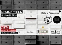 Invitation at Raw Milano #breradistrict #milandesignweek