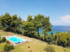 "Villa in kassandra,posidi ""sea view calm and cool"" - Villas for Rent in Posidi, Greece Greek Islands, Greece, Villa, Sea, Water, Outdoor Decor, House, Greek Isles, Greece Country"