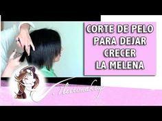 Corte de pelo para dejar crecer la melena. http://youtu.be/le5T6v29Y2M  Aquí os traigo otro video para profesionales, esta vez un corte de pelo. En este caso tenemos una modelo que ha llevado el cabello cortito y ahora llevaba una temporada larga sin cortar ...  #peluquera  #hairstyle #peinados #cabello #hair #style #recogidos #trenzas  #belleza #tutorial #makeuptutorial #hairtutorial #haircuts #cortesdepelo