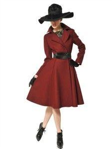 LANVIN GODET WOOL FELT COAT - http://africanluxurymag.com/shop-item/lanvin-godet-wool-felt-coat/