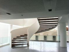 Stairs - MAR Museum