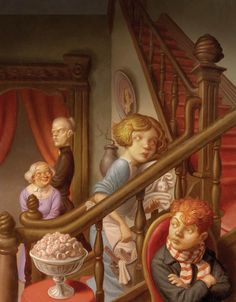 Peppermints in the Parlor - Peter Ferguson
