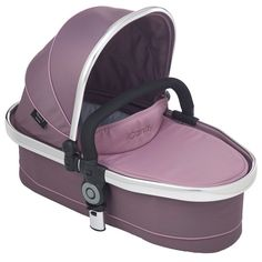iCandy Peach Blossom Carry Cot in Marshmallow
