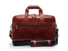 Bosca Single Gusset Stringer Brief Bag 58 Dark Brown Leather Duffle Bag, Leather Briefcase, Mens Luggage, Briefcase For Men, Messenger Bag Men, Leather Men, Leather Jackets, Pink Leather, Bag Accessories