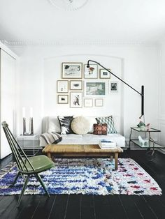 That Rug Really Tied the Room Together: How to Pick the Perfect Rug for Your Space