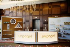 I like a number of these event ideas, but specifically the way the contents of the welcome kit goodies were put on display so attendees would use them during the conference rather than miss out on their value.   Meeting Style: 15 Creative Takeaway Ideas From the Engage!12 Summit - BizBash