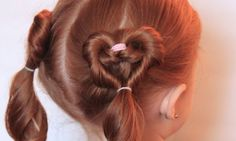 My daughter absolutely love this hairstyle and it's so simple to create!