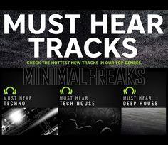 Beatport Must Hear Tracks July 2016 MFSW27 » Minimal Freaks