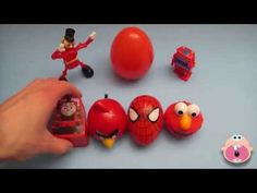 Disney Cars Surprise Egg Learn-A-Word! Spelling Valentine's Day Words! L...
