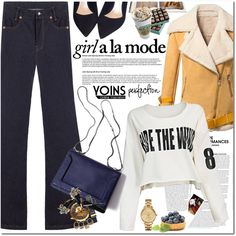 Yoins.com by oshint on Polyvore featuring moda, Christian Dior, Lacoste, 3.1 Phillip Lim, Hannah Marshall, Harry & David and yoins