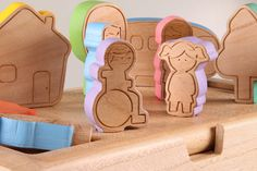 Live - Wooden toy on Behance