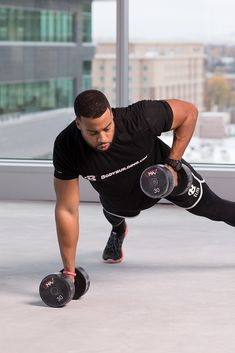 This rapid-fire follow-along video workout is a great way to learn a top-notch movement, giving all types of lifters a chance to test their strength and fitness at the end of a grueling total-body workout.