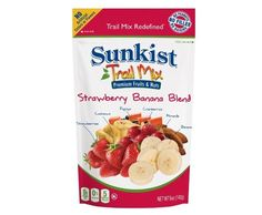 #Sunkist, the trusted name in fruit for over 120 years introduces Sunkist® Trail Mix Redefined™. #SnackItForward