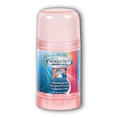 Deodorant Crystal - Peach Twist Up Stick
