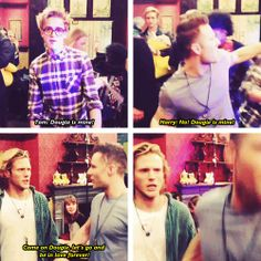 I can't!! Dougie's face <3