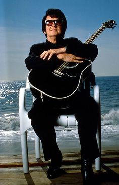Mike's all-time favorite Roy Orbison: Singer/Songwriter w/ classics such as Blue Bayou, Only The Lonely, Ooby Dooby, Crying, and Oh Pretty Woman (w/ his trademark vibrato/growl!)