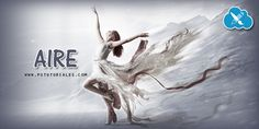 Aire Photoshop Manipulation | PS Tutoriales