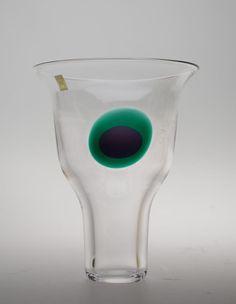Arne Jon Jutrem for Hadeland Hurricane Glass, Norway, Scandinavian, Glass Art, Mid Century, Tableware, Beautiful, Design, Dinnerware