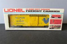 New? Lionel 6-9781 Delaware & Hudson Boxcar