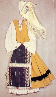 Hello all, Today I am going to talk about the costume of the Bulgarian population of Dobrudja. Dobrudja is the region between the lo...