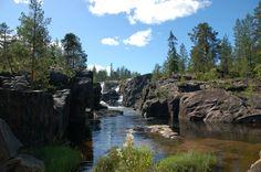 Storforsen, Norrbotten, Sweden