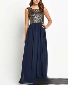 Womens-Sexy-Sleeveless-Gown-Bridesmaid-Formal-Evening-Maxi-Long-Dress-AL2331TD