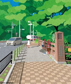 イラストレーター武政 諒のブログです。Blog of illustrator Ryo Takemasa.